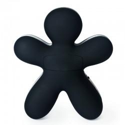 Elektrinis kvapų difuzorius GEORGE - Black soft touch