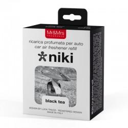 NIKI PAPILDYMAS: Black tea