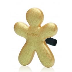 Oro gaiviklis NIKI Glitter gold - Gold wood